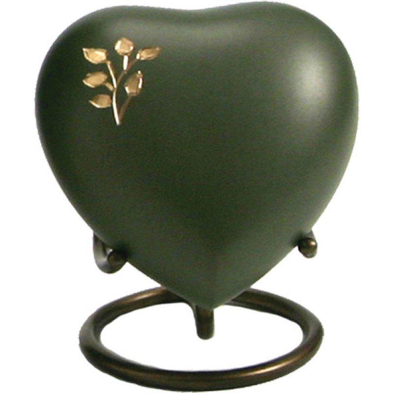Hart urn kopen. Goedkoop bij crematie-urn