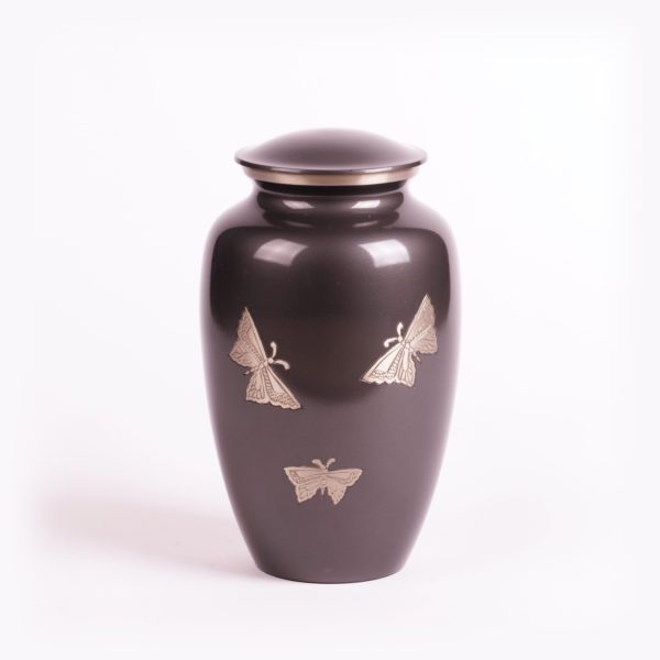 Messing urn Vlinder